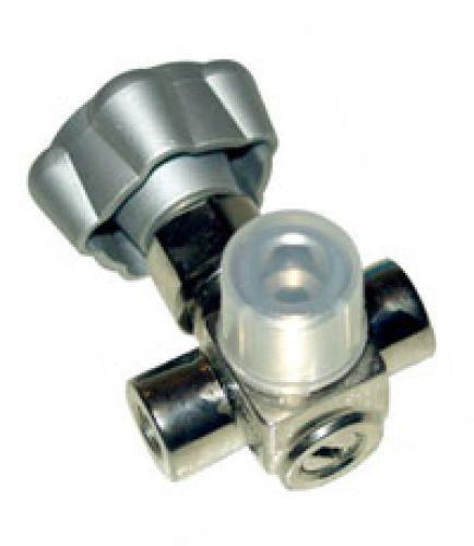 Вентиль ВМН-2 предназначен для наполнения баллонов сжатым природным газом (метаном) при заправке автомобилей на...
