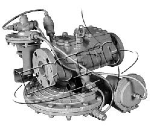 Регулятор управления (пилот) для регулятора давления РДГ-50НМ
